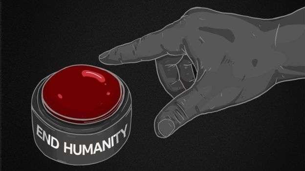 英國反出生主義者托馬斯曾表示,如果有個紅色按鈕,按一下就能讓全人類消失,他會毫不猶豫按下去。(BBC中文網)