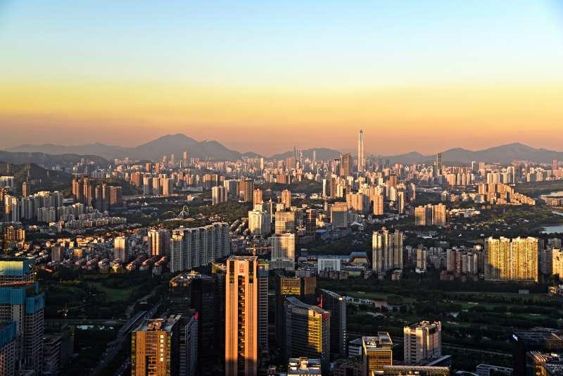 深圳(Simbaxu@Wikipedia / CC BY-SA 4.0)