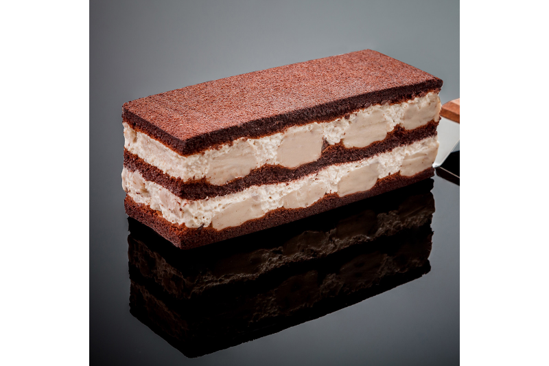 曜石芋蛋糕好吃程度與真芋頭蛋糕不相上下。(圖/不二緻果官方網站)