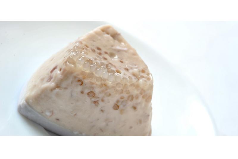超好吃的芋頭雪露。(圖/基隆連珍餅店臉書粉絲團)
