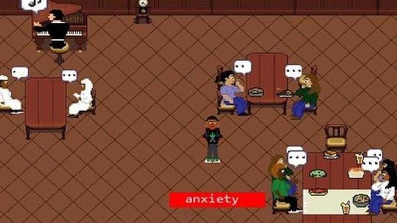 潔德設計的遊戲腳本素材來自她的親身經歷(圖/BBC)