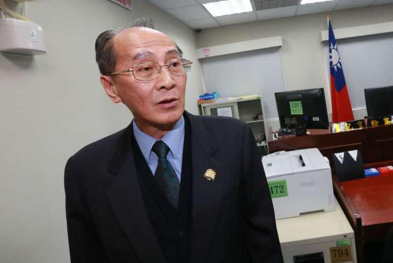 桃檢今年升遷表現亮眼,代理檢察長郭文東是幕後最大功臣。(柯承惠攝)