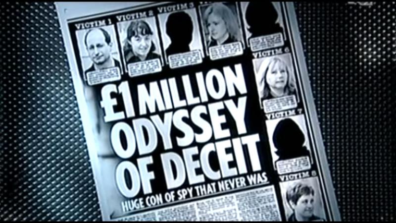在2004年十月,亨迪被起訴兩起綁架、十起竊盜罪和八起詐騙案。(圖片擷取自Youtube)