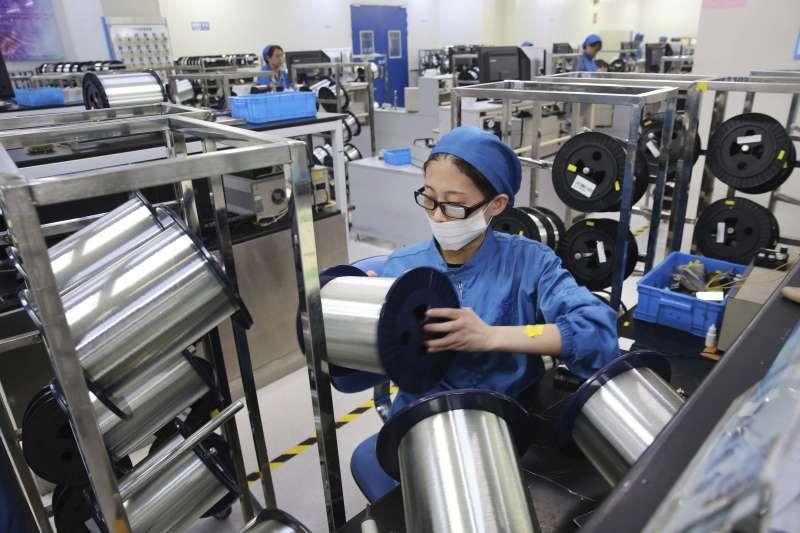 中美貿易戰全面升級,川普要如何命令美國企業撤出中國?(AP)