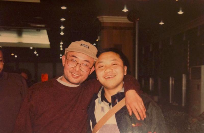 20190826-僥倖逃出中國的兩位政治犯,後來如何了?(圖/作者提供)