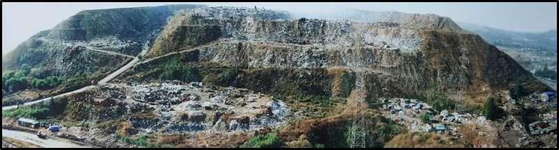 天空公園的前身是「臭名遠播」的垃圾掩埋場。(首爾市政府提供)