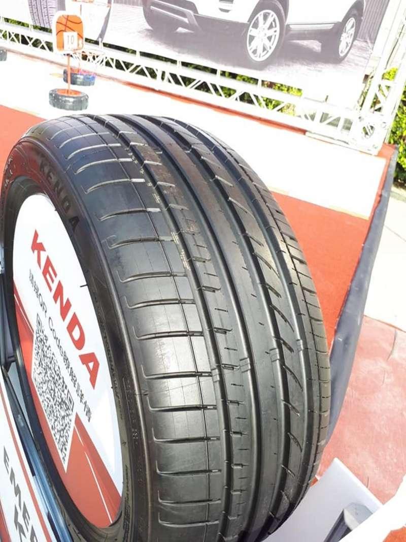 建大創業近一甲子,在環保車胎檢測表現突出