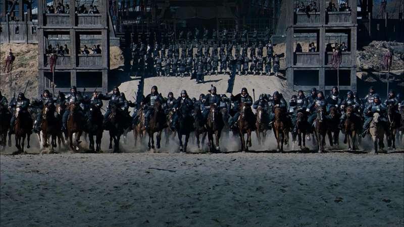 曹操的大軍能橫掃北方,郭嘉的出謀劃策非常重要。(圖/imdb)