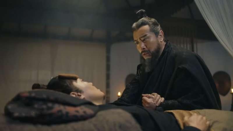 郭嘉的早逝,讓曹操非常悲傷。(圖/取自youtube)