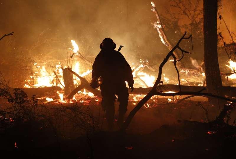 2019年巴西亞馬遜雨林大火,釀成生態浩劫(AP)