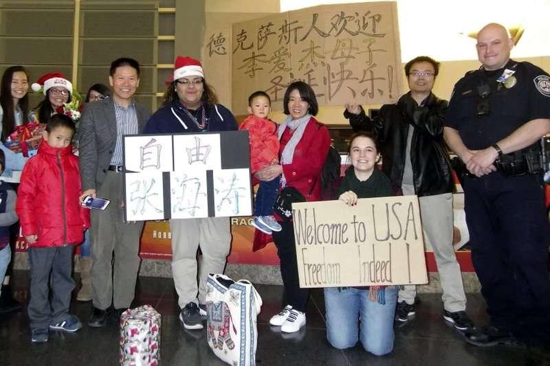 流亡海外的維吾爾族難民也是中國政府的監控對象。(風傳媒)