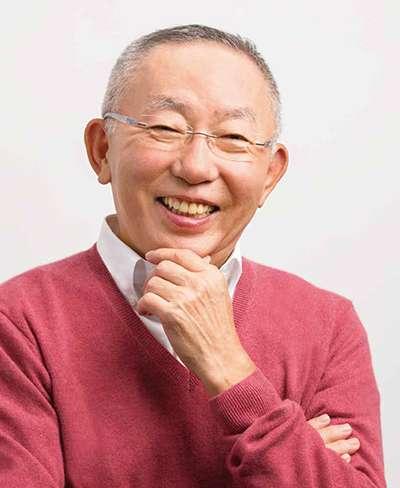 迅銷集團現任CEO柳井正希望由女性擔任接班人。(翻攝 迅銷集團網站)