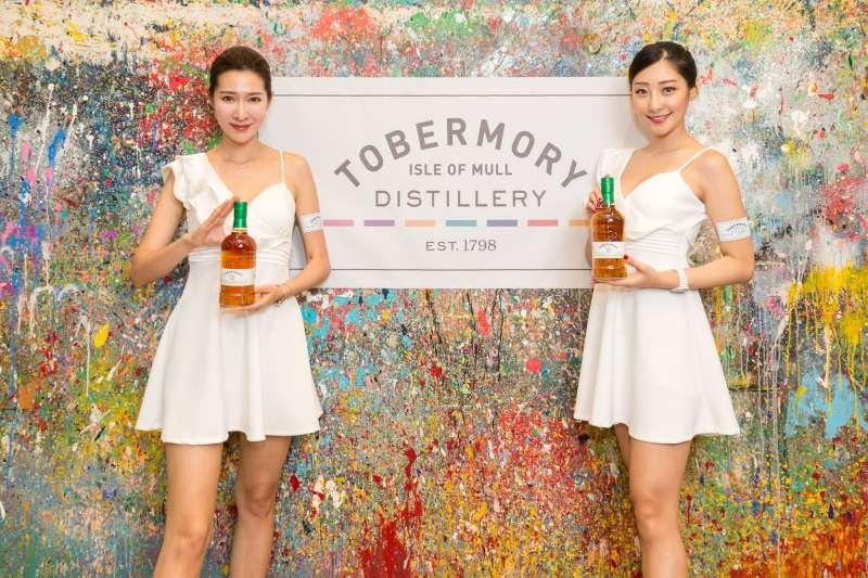 托本莫瑞12年單一麥芽威士忌(圖/英商帝仕德 提供)