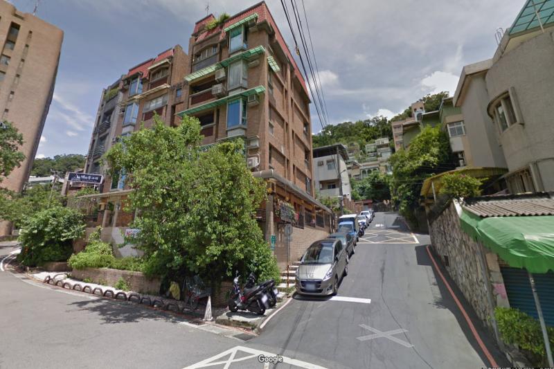 大學附近的雅房大多租金便宜。(圖/Google街景)