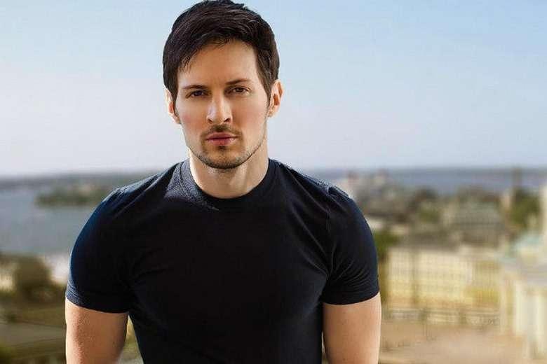 Pavel Durov(圖/創新拿鐵)