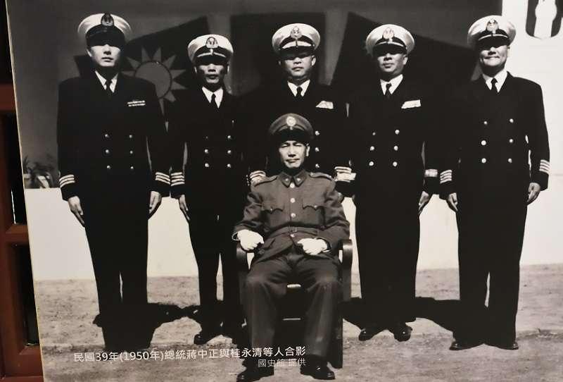 桂永清是黃埔軍校第1期的畢業生,理應是蔣中正的天子驕子,但是祖籍江西的他並非浙江人,在其他黃埔1期的畢業生中又明顯矮了一截,恐怕是其後來走向偏執的原因。(作者許劍虹提供)
