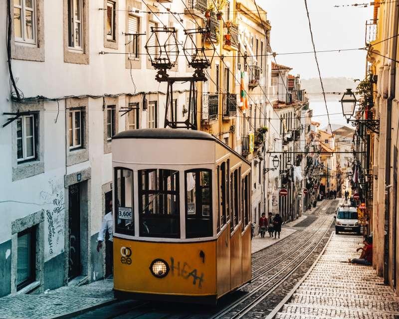 Streetcar是國外的一道特別風景。(圖/取自Unsplash)