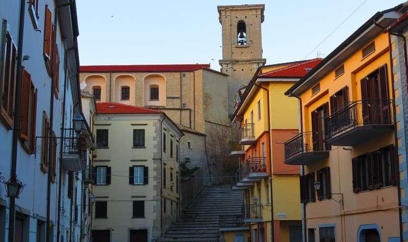 義大利南部莫利塞大區小鎮(Gianfranco Vitolo@Wikipedia/CC BY 2.0)