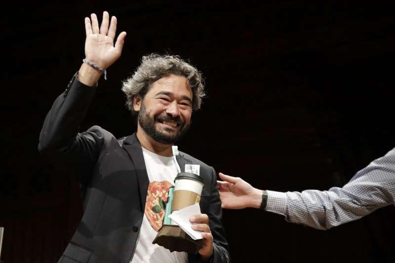 第29屆搞笑諾貝爾獎,義大利科學家蓋拉斯(Silvano Gallus)拿下「醫學獎」。(AP)