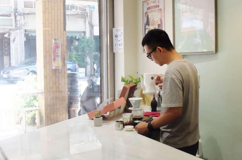 20190913-萬華老城咖啡香x甘心咖啡(謝孟穎攝)