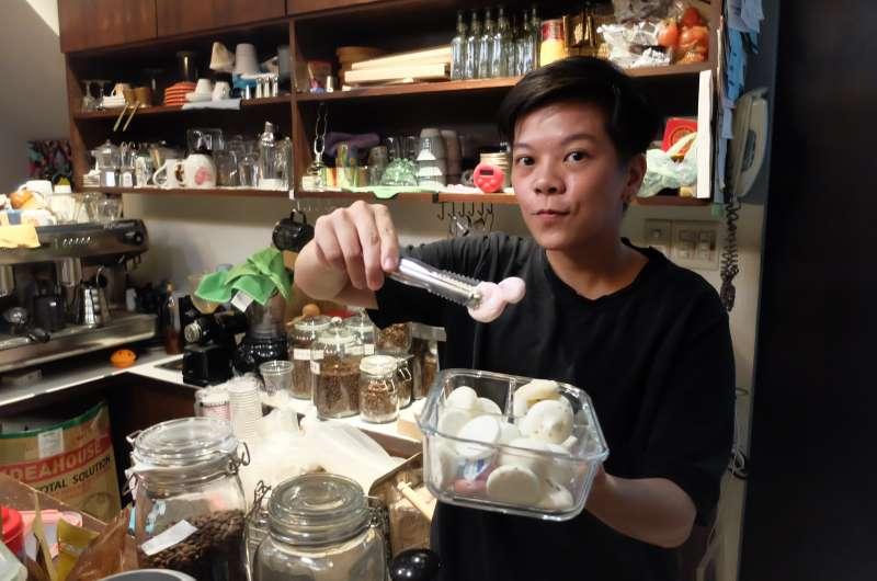 20190913-萬華老城咖啡香xLee cafe(謝孟穎攝)