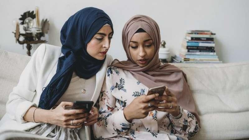 許多國家的上網時間有所增加。(圖/BBC News中文)
