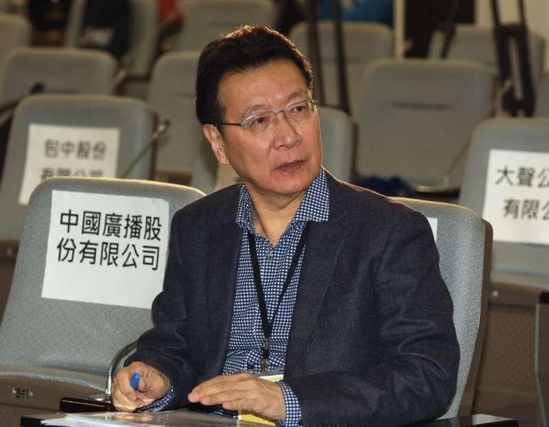 雖然一度感到悲觀,但趙少康(圖)最後還是對郭台銘棄選提供了關鍵影響力。(郭晉瑋攝)