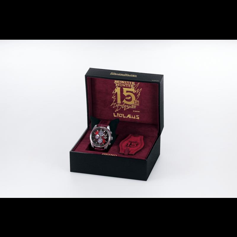 雄火龍錶盒。(圖/取自Seiko日本官網)