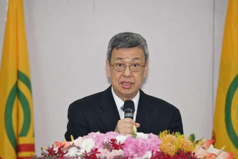 20190922-副總統陳建仁出席「中華民國土木技師公會全國聯合會第10屆第1次會員代表大會」。(盧逸峰攝)