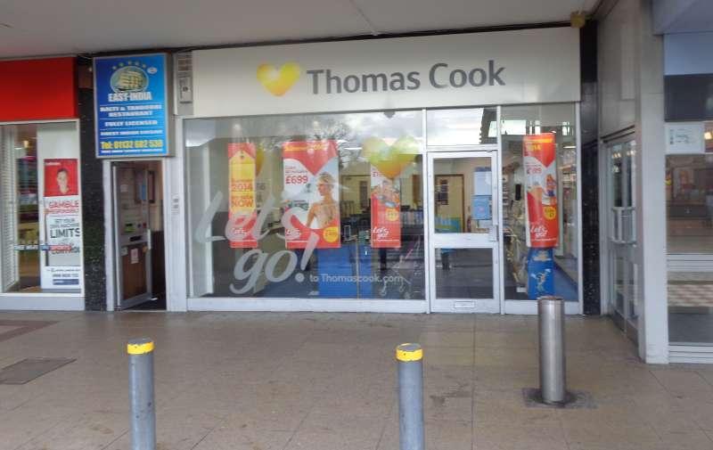 英國旅遊業鉅子「Thomas Cook」(Mtaylor848@Wikipedia / CC BY-SA 3.0)