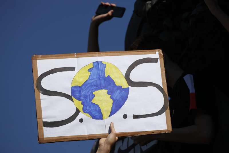 世界氣象組織發布報告指出,全球氣候變遷影響加劇(AP)