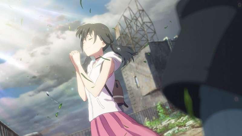 「晴れ女(晴女)」為近代日本年輕流行語。(圖/IMDb)