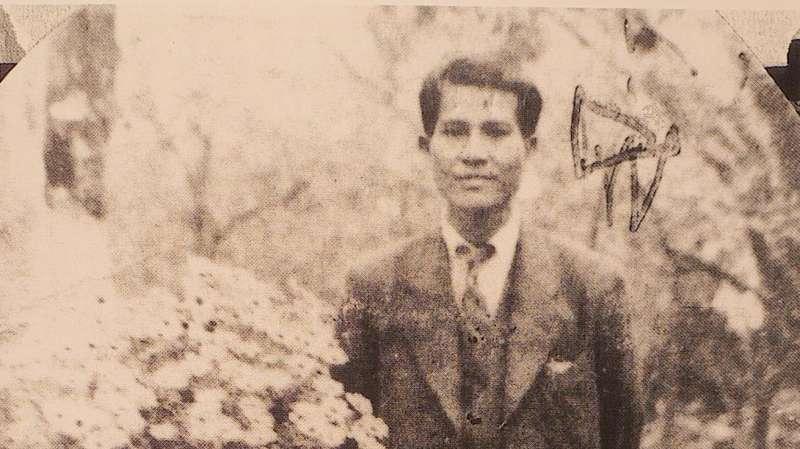 基隆中學案主角鍾浩東,是當今民進黨政府定義下的白色恐怖「受害者」,可是他的國家認同不只與民進黨南轅北轍,而且還是光復初期中國共產黨在基隆市的最高負責人。(作者許劍虹提供)