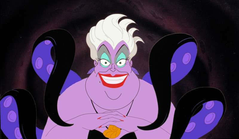 《小美人魚》大反派烏蘇拉的設計靈感是參考變裝皇后Divine的造型(圖/IMDb)