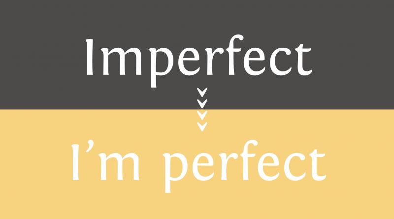 自尊運動提倡的正向自我:從認為自己「不完美」,漸漸變成「我很完美」。(資料來源/張仁和提供。圖說重製/張語辰)