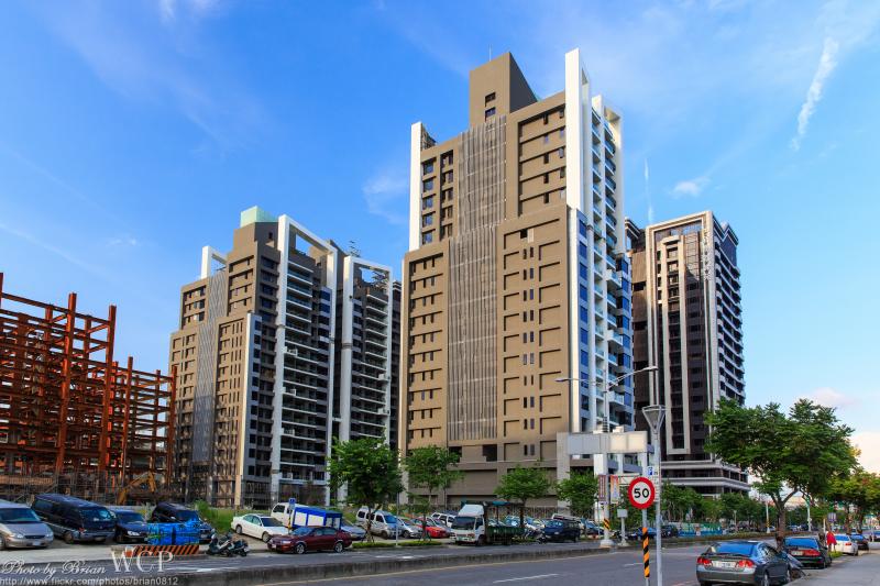 新莊副都心房價一路下滑,未來趨勢有待觀察。(圖/Brian Wu@Flickr)