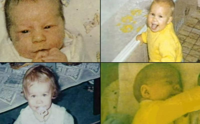 凱瑟琳·福比格的四個孩子。(圖片擷取自Youtube)