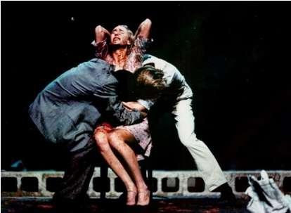 碧娜.鮑許的舞作《巴勒摩、巴勒摩(Palermo Palermo)》