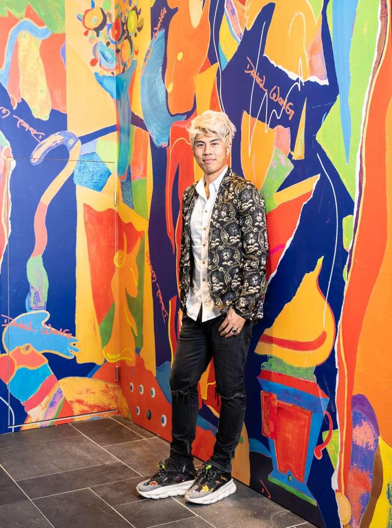 國際時尚設計大師 Daniel Wong 重新詮釋科技時尚美學的無限可能性,將筆電與時尚結合,並打造六大靈魂展區(圖/Daniel Wong)