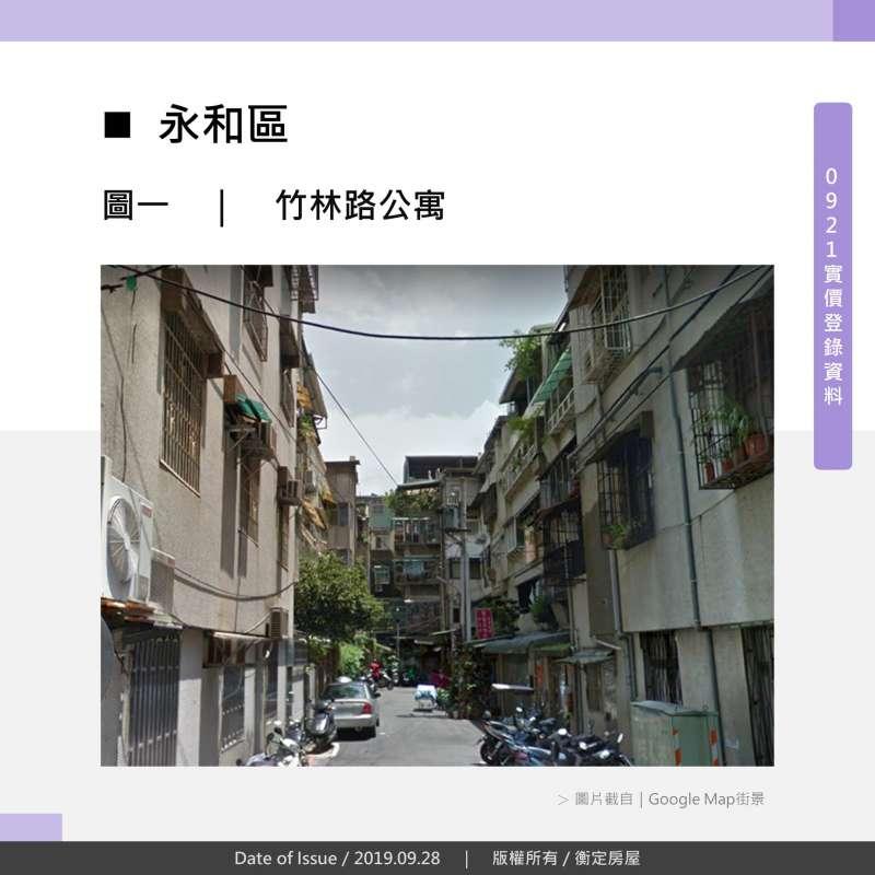 竹林路公寓