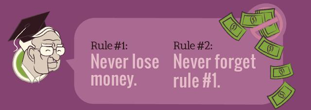 巴菲特的兩個投資原則
