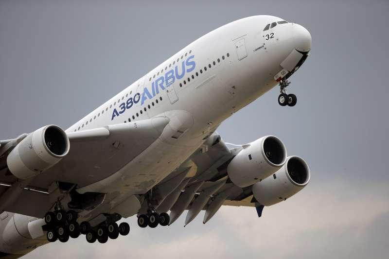 2019年10月2日,WTO裁定由於歐盟違法補貼空中巴士(Airbus),美國可對75億美元歐盟進口商品開徵關稅(AP)