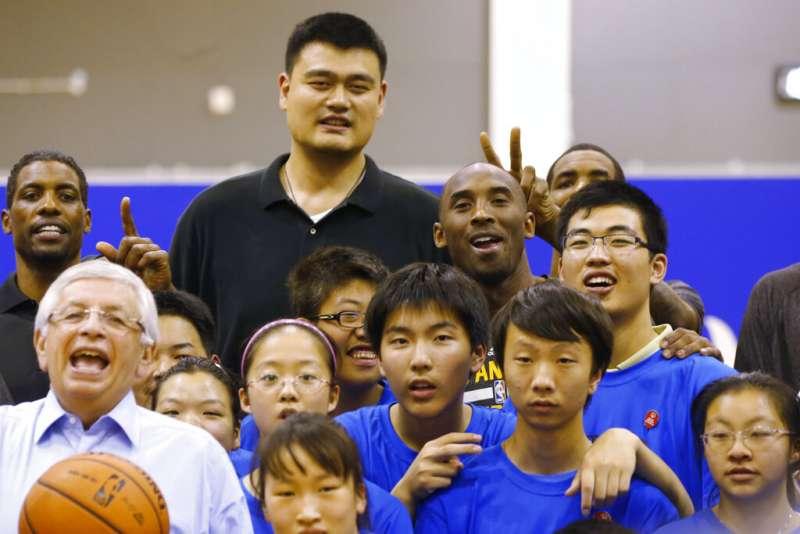 休士頓火箭隊因過去延攬中國球星姚明而擁有大批中國粉絲。(美聯社)