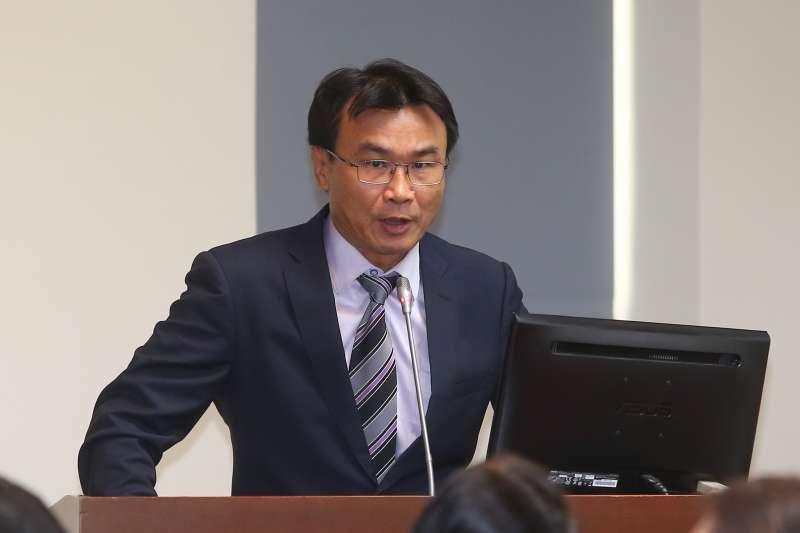 20191007-農委會主委陳吉仲7日出席立院經濟委員會。(顏麟宇攝)