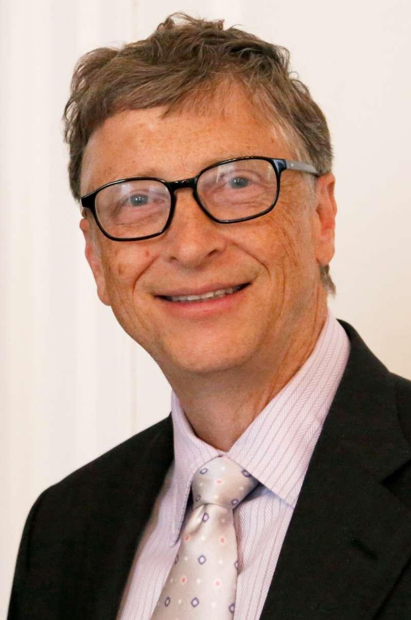 比爾.蓋茲:「基因影響我們的聰明才智與天賦,但影響一個人成功與否的特質,卻並非在出生時就固定。心態才是影響個人學習、成長、人際關係、終身成就、人生道路的重要關鍵。」(圖/維基百科)