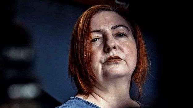 麗塔是揭露阿邁德行為的女性之一。(BBC中文網)