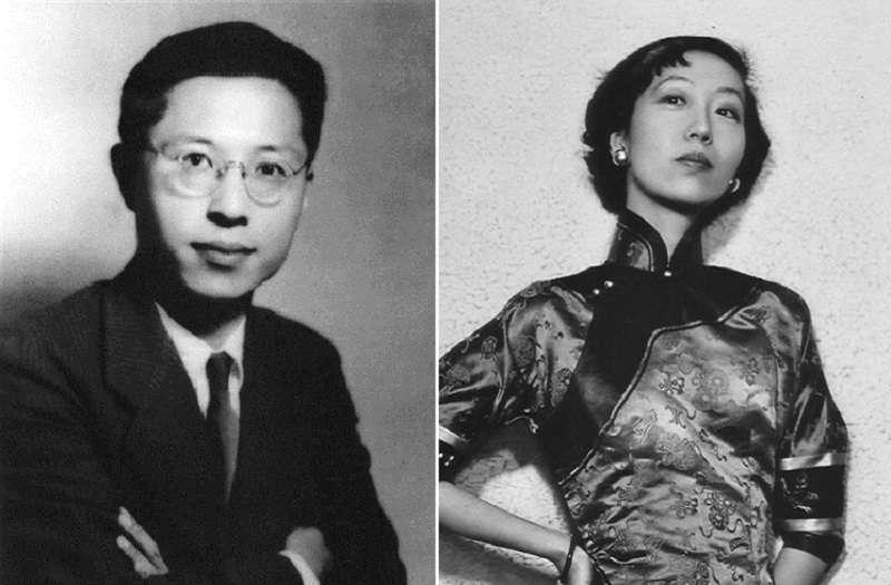 曹禺與張愛玲是兩個天才型作家,他們都在二十出頭就以處女作而驚艷文壇。(維基百科)