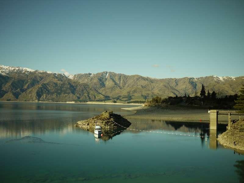 紐西蘭。(圖/pixabay)