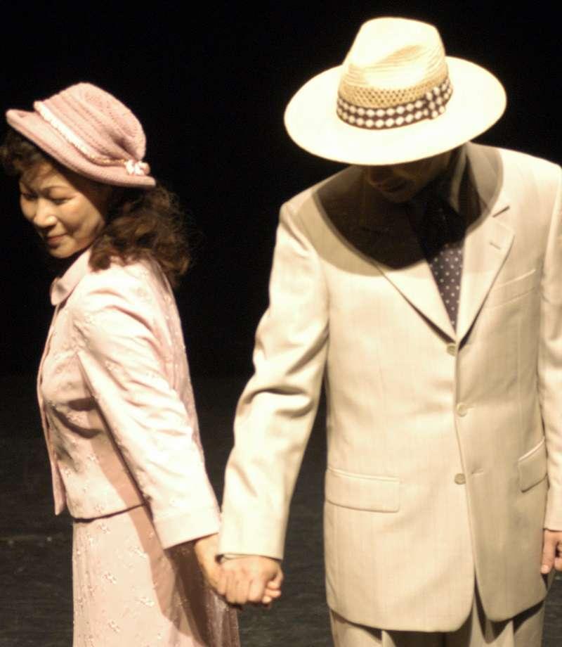 《舞者阿月~台灣舞蹈家蔡瑞月的生命傳奇》劇照。