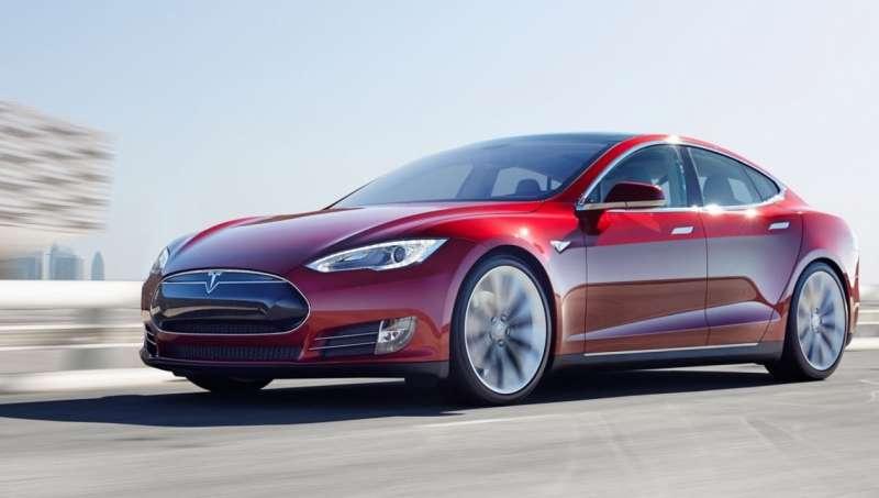 特斯拉Model S。(圖/擷取自特斯拉官方部落格)